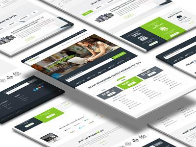 Calipso Hosting website wordpress