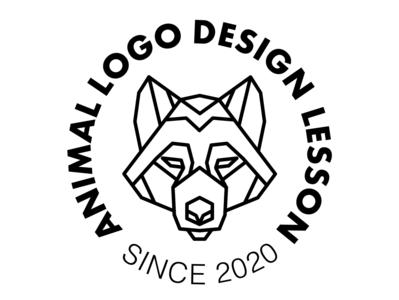 Animal Logo Design Practice