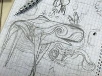 Album Sketch