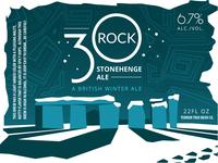 Stonehenge Ale Label