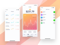Cryptocurrency IOS app - 2