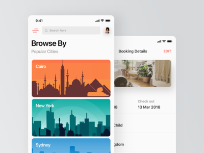 Hotel search and booking app dashboard design admin panel google design block chain cryptocurrency app dashboard design web design ui design ux design android app ios app app design