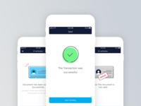 Remittance app design-2