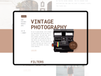 Vintage photography & Camera