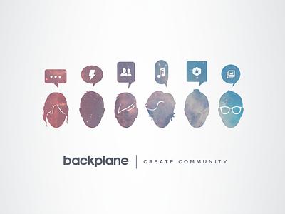 Backplane Community avatar avatars icons backplane