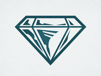 Diamond diamond icon