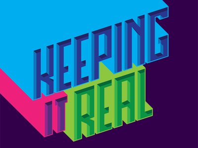 Keeping It Real vector type