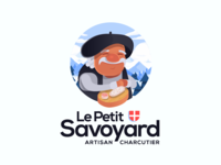 Le Petit Savoyard - Branding