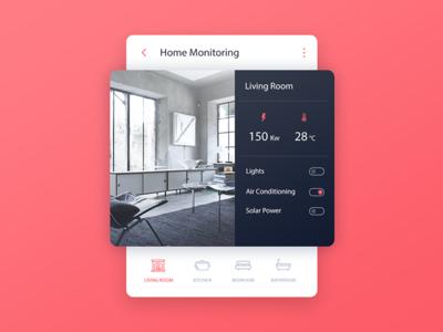 Home Monitoring.