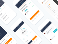 Employee Track App