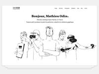 Odin Design 2k0 illustrateur photographer ui ux france nantes design odin design