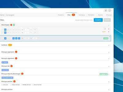 User Interface interface user france nantes retina website odin mathieu