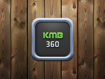 Ios icon for KMB