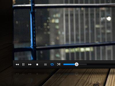VLC 2.0.3 Skin