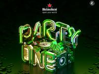 Heineken - Party As One