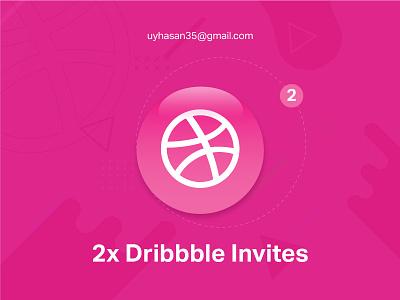 02 Dribbble Invites ui  ux invitation dribbble invite giveaway dribbble invite dribbble invitation dribbble ball dribbble designers design invites