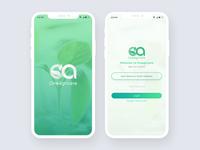 Oneagricare App Design