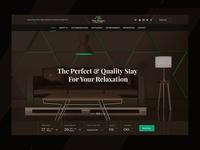 The Midori - Hotel Website