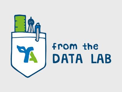 Data Lab Emblem emblem illustration pocket