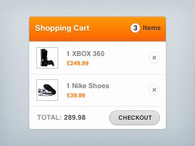 Shoppingcartt