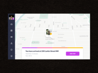 Daily UI #034: Car Interface (2)