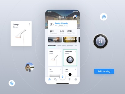 Incast | iOS Smart Home App