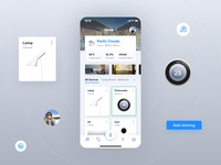 HomeLink | iOS Smart Home App