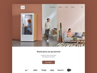 ROOM | Landing page