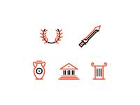 Roman Icons