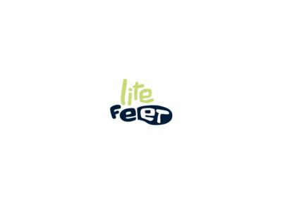 LiteFeet logo