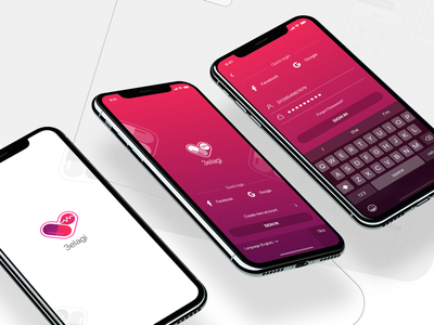 3elagi Egypt's online Pharmacy for Beauty & Health android ios app illustration design medical user interface user experience prototype wireframes ux ui