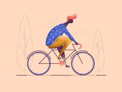 Happy Cycling illustration ui design traveling  traveler  collection park transport  healthy touristic bicycling  get fit journey  lifestyle  fit training  life trip sport fitness  world health  sports bike cycle  cycling workout tree  people  travel