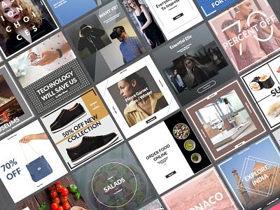 Social Media Graphics Builder social media marketing facebook twitter pinterest instagram design banner design banner
