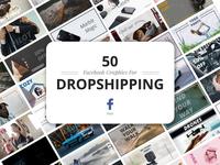 50 Facebook Dropshipping Graphics