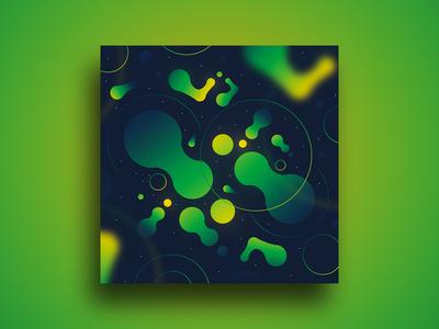 Amoeba Pattern