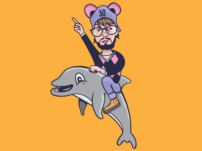 Dolphin Cain