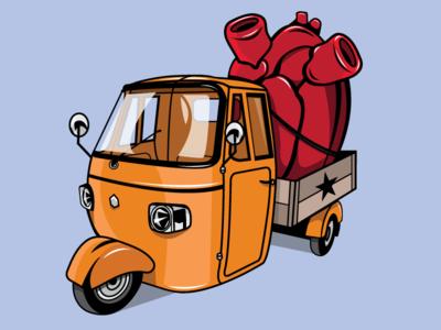 Heart Cart