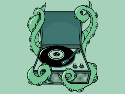 Octo Vinyl