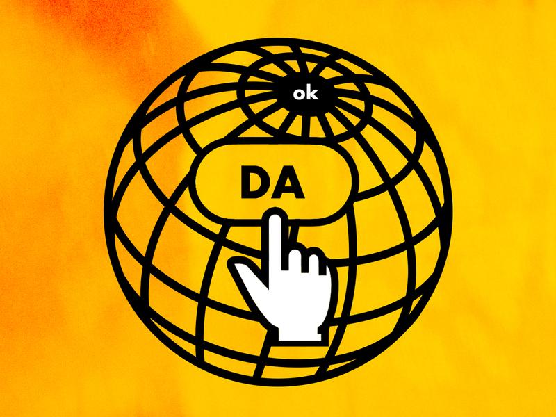 OK DA hip hop music vector apparel streetwear clothing branding illustration identity design logos logo design logo