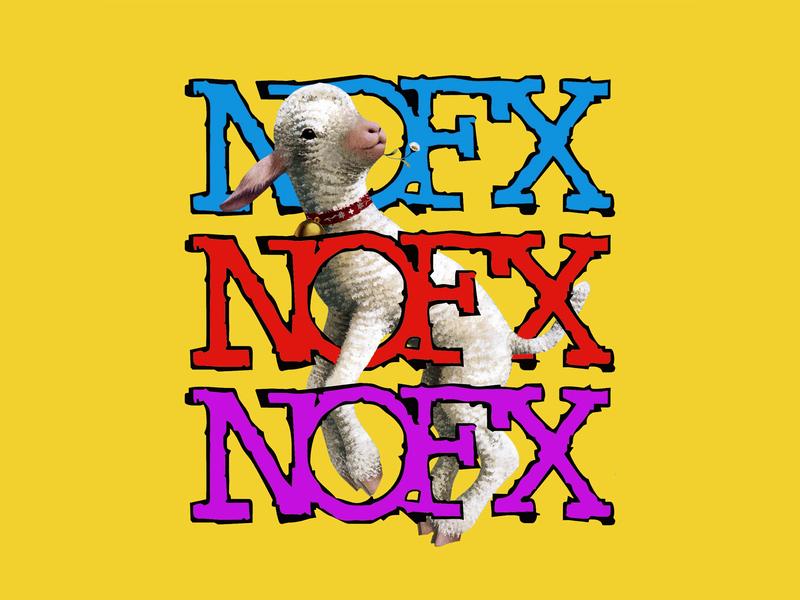 Heavy Petting Zoo logo streetwear apparel punk rock merch music bands design nofx