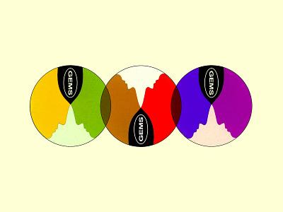 A Head. graphic design orlando james lano gems streetwear branding identity illustration apparel logo design