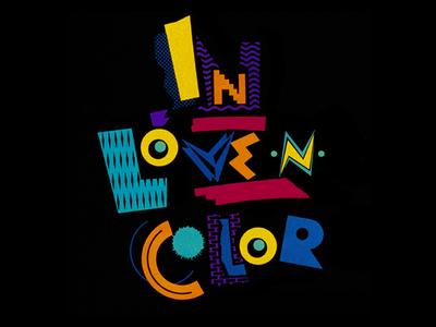 In Love & Color