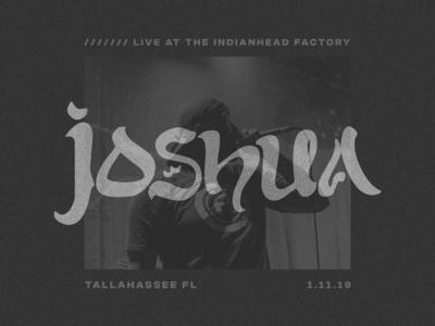 Joshua Live