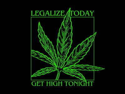 Get High Tonight.