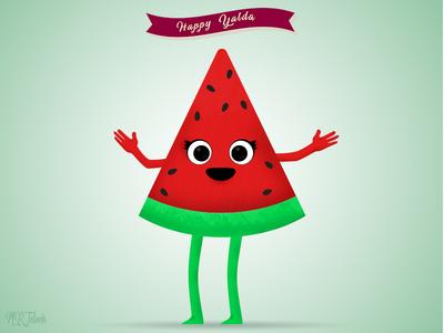 Yalda's Watermelon
