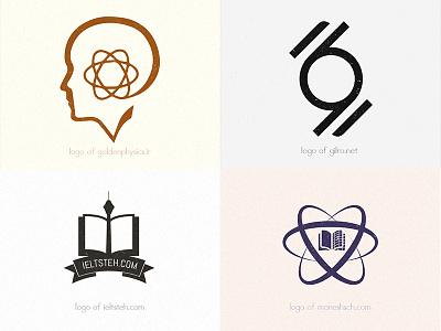Logo designs - 2016 mrjelveh design logotype brand logo