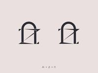 AZ Monogram 🚪