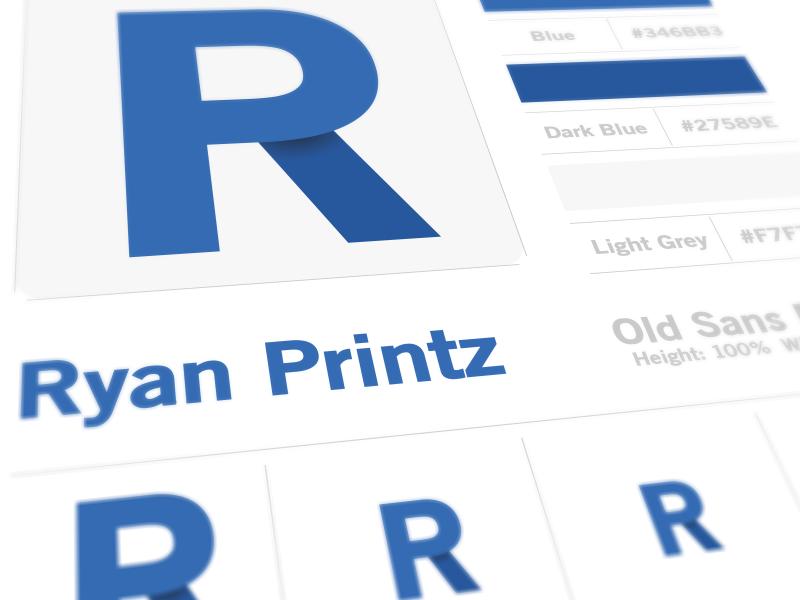 New Logo (Style) type text simple minimalist logotype logo letters illustrator graphic design design clean branding
