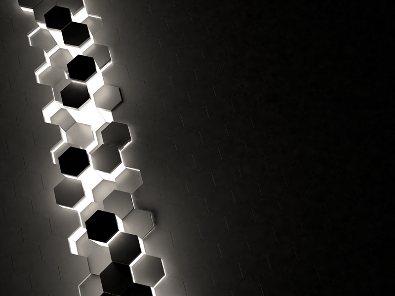 Pillars texture wallpaper 3d illumination light pillars hexagon