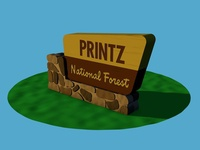 Printz National Forest